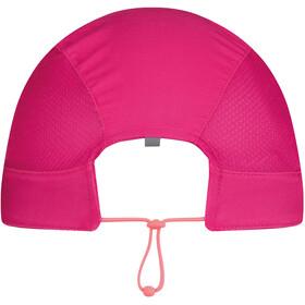 Buff Pack Run Cap r-pink htr